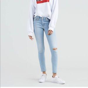 Levi's Premium 711 Skinny Women's Jeans